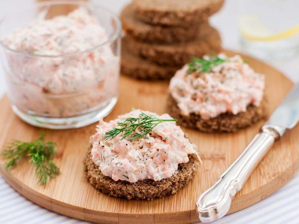 Smoked Salmon Pate UK Delivery