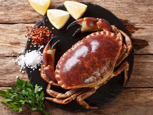 Whole Crab UK Delivery