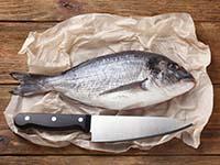 Fresh Fish Preparation 1 a